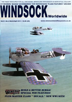 WINDSOCK Worldwide,Vol.27, No.2